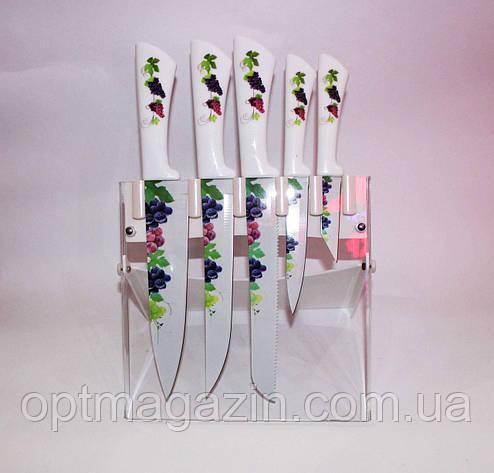 Ножи кухонные набор 5  в 1, фото 2