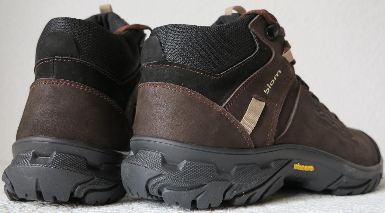 ffa2946ab ... Экко зимние кожаные ботинки из кожи мех в стиле Ессо кроссовки  коричневые , фото 4 ...