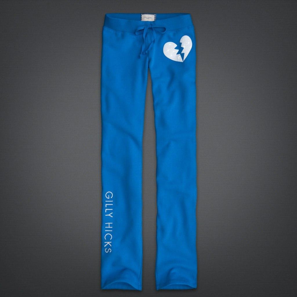 Спортивные штаны  Gilly Hicks синие