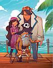 Банда Піратів. Острів Дракона. Книга Жюльєтт Парашині-Дені, Олівера Дюпена, фото 8