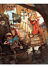 Банда Пиратов. Таинственный остров. Книга 2. Книга Жульетт Парашини-Дени и Оливера Дюпена, фото 3