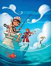 Банда Пиратов. На абордаж!  Книга Жульетт Парашини-Дени и Оливера Дюпена, фото 4