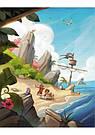 Банда Пиратов. Корабль-призрак.  Книга 1. Книга Жульетт Парашини-Дени и Оливера Дюпена, фото 7