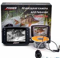 Подводная камера Fisher CR110-7HB кабель 15 м