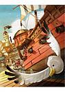 Банда Пиратов. История с бриллиантом. Книга 3. Книга Жульетт Парашини-Дени и Оливера Дюпена, фото 3