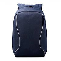 """Городской рюкзак для ноутбука 14"""" Тigernu (Тайгерну), синий цвет, фото 1"""