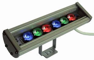 Светодиодный линейный светильник RGB LS Line-3-20-06-C