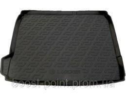 Коврик багажника (корыто)-полиуретановый, черный Citroen С4 хечбек (ситроен с4 2011+)