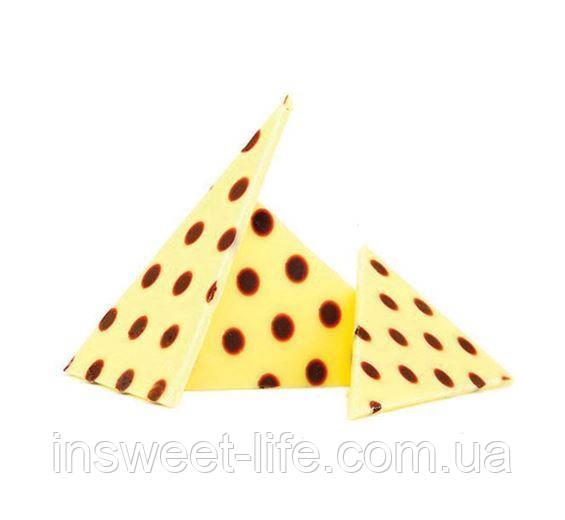 """Шоколадные треугольники """"Punta Carrara"""" 490 шт/ упаковка"""