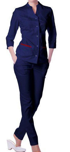 Женский медицинский костюм Камила