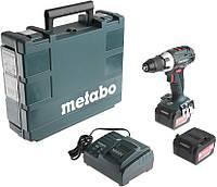 Аккумуляторный шуруповерт Metabo BS 14,4 LT (602100500)