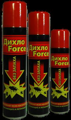 """ДихлоForce"" без запаху 200мл"