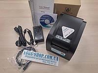 Принтер чеков и этикеток Xprinter XP-350B аналог Savio TLP SV-80152U