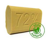 Мило господарське коричневе 72%(200гр)