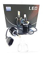LED светодиодные авто лампы M1 CSP Южная Корея, H27 880, 8000 Люмен, 40Вт, 9-32В, фото 1