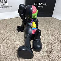 Игрушка Kaws Original Fake Companion Brain 400% 19003 черная
