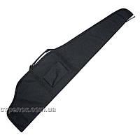 Чехол для винтовки с оптикой Стрелок 125 см, черный