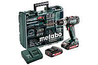 Аккумуляторный шуруповерт Metabo BS 18 L Mobile Workshop (602321870)