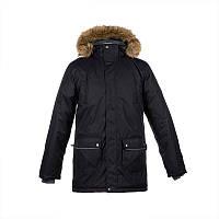 Зимняя куртка - парка для подростка 8-18 лет р. 128 eebfd65fdf9d9