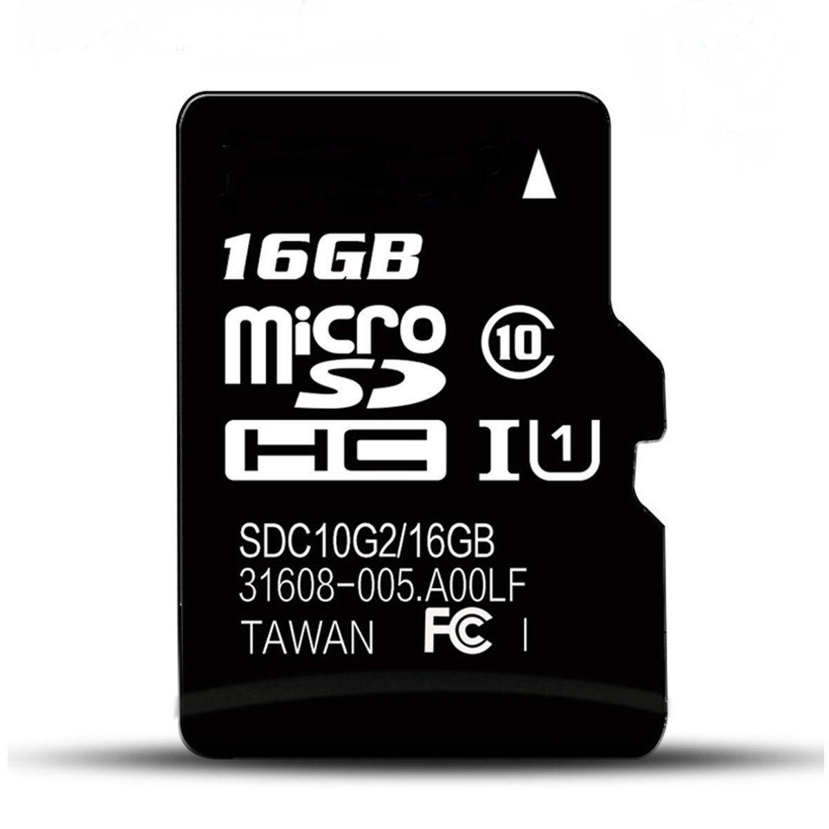 Micro SD карта 16 GB Kingston