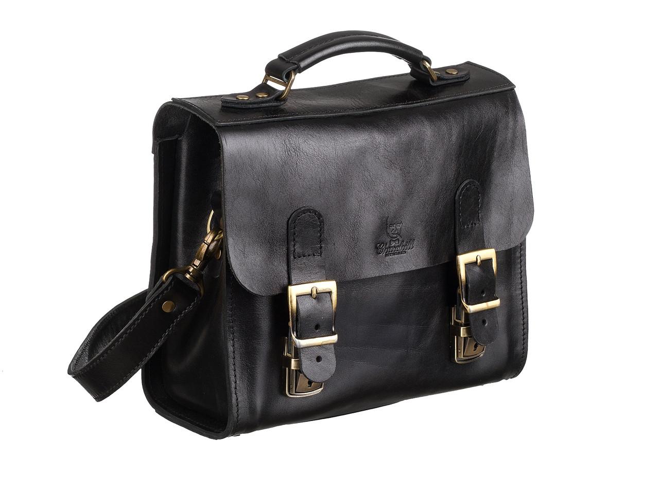 Сумка «Shoulder bag». Черная