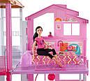 Міський будиночок Барбі Малібу Barbie Malibu House DLY32, фото 4