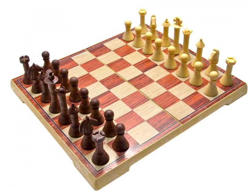 Шахматы магнитные 36 см