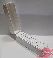Подставка-коробка для фрез на 30шт.