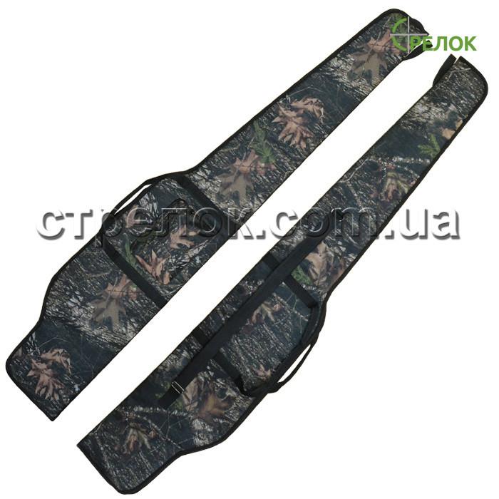 Чохол для гвинтівки з оптикою Стрілок 125 см, камуфляж