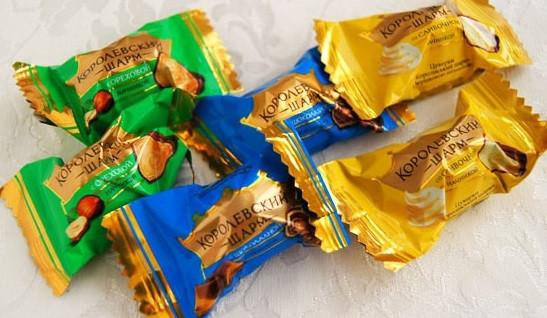 ABК Шарм (молочные, шоколадные, ореховые) 500 грамм