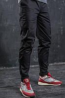 Штаны мужские черные бренд ТУР модель Venom