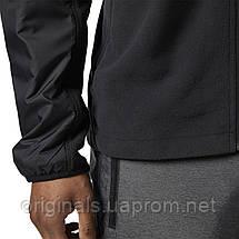 Спортивная мужская куртка Reebok Outdoor Combed Fleece M BR0457, фото 3
