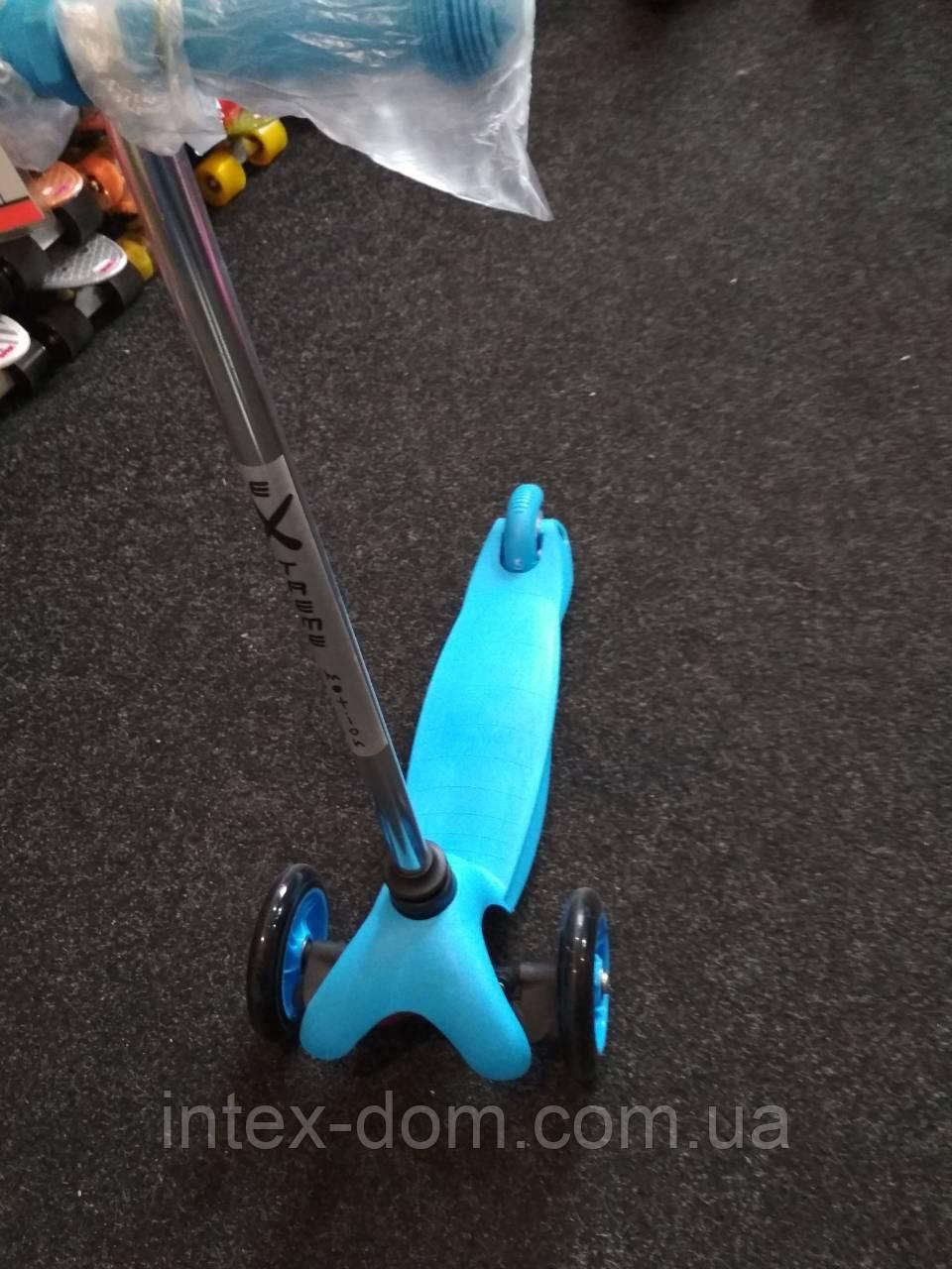 Самокат SC16001 (Блакитний)