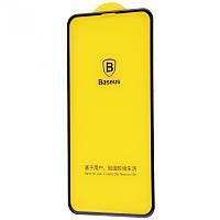 Защитное стекло Baseus 4D Edge для Apple iPhone X
