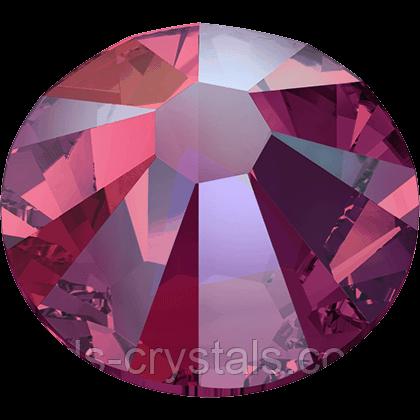 Стрази Swarovski для нігтьового дизайну 2058 Light Siam Shimmer ss 5