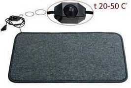 Теплый коврик 35см*65см Boden t20-50С (серый)