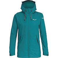 Куртка Salewa Puez Clastic PTX 2L Wmn, S 42/36 - 8340 (зеленый)