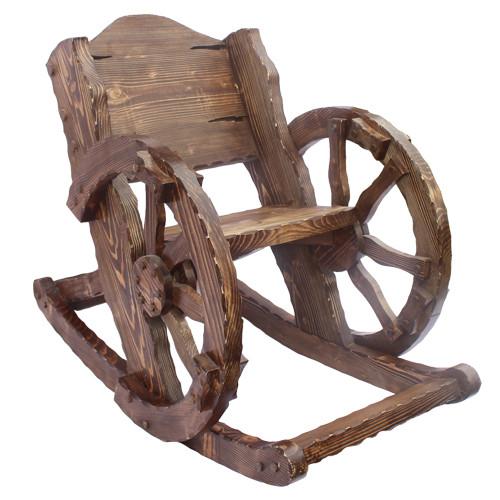 деревянное кресло качалка под старину шервуд продажа цена в