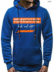 Свитшот мужской J.Style синий