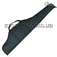 Чохол для гвинтівки з оптикою Медан 2165 синтетичний, чорний 130 см
