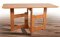 Стол трансформер Книжка Light цвет вишня оксфорд, ламинированное ДСП