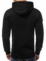 Свитшот мужской J.Style черный, фото 2