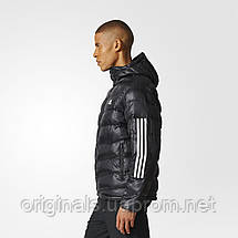 Мужская теплая куртка Adidas Itavic 3-Stripes BQ6800, фото 2