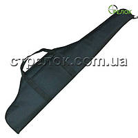 Чохол для гвинтівки з оптикою Медан 2167 синтетичний, чорний 120 см
