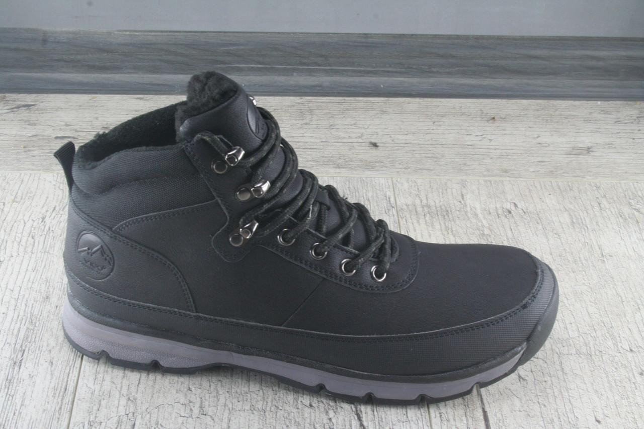 """Ботинки зимние на шнурках, в спортивном стиле """"VOP"""", обувь мужская теплая, повседневная, Размеры 41-46"""