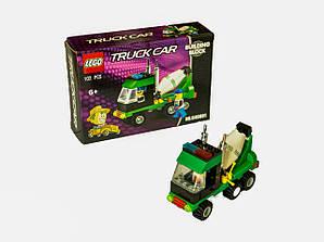 Конструктор LEGO Truck Car Whisk Truck + LEGO Truck Car Bulldozer (20181116V-1072)