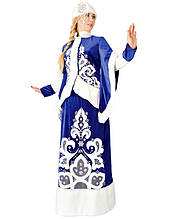Снегурочка. Комплект - жакет, юбка, головной убор (169)