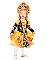 Хохлома. Комплект - платье, кокошник (273)