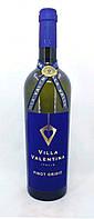 """Вино біле """"Villa Valentina Pinot Grigio Terre Siciliano"""" 2017 0.75 l, фото 1"""