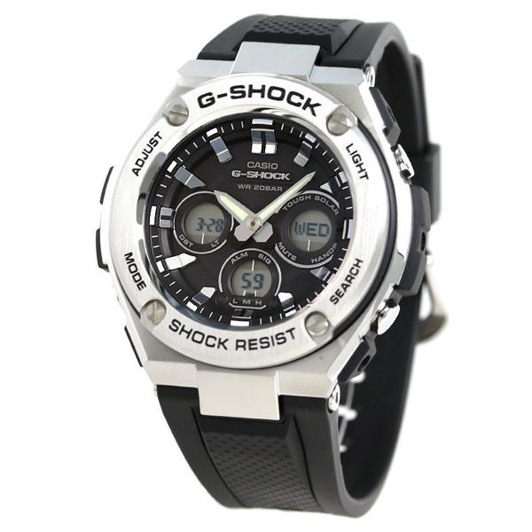 Часы Casio G-Shock G-Steel GST-S310-1A TOUGH SOLAR